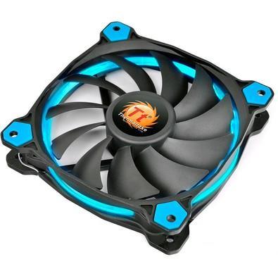 Cooler Thermaltake Riing Silent 12cm AM4 -  CL-P022-AL12BU-A