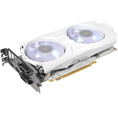 Placa de Vídeo VGA Galax NVIDIA GeForce GTX 1050 Ti 4GB Exoc - 50IQH8DVP1WT