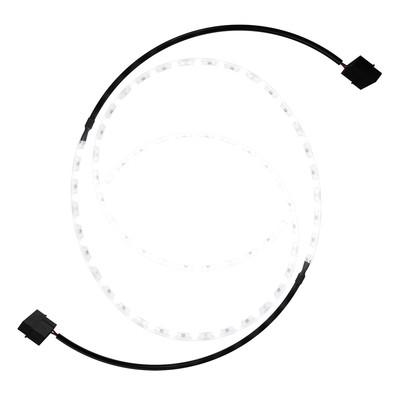 Tira de LED Rise Mode para PC 50cm Branco RM-TL-02-WL