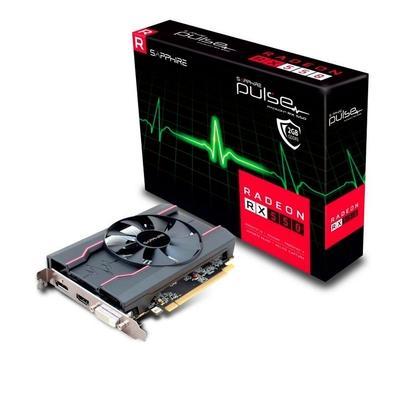 Placa de Video VGA AMD Sapphire RADEON RX 550 2GB GDDR5 - 11268-03-20G