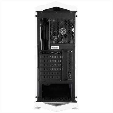 Gabinete Aerocool Gamer Mid Tower Project 7 com Vidro Temperado EN58362 Branco