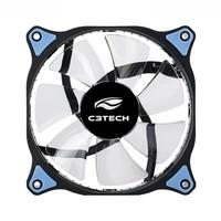 Cooler Fan C3Tech Storm 12cm c/ LED Azul F7-L130BL