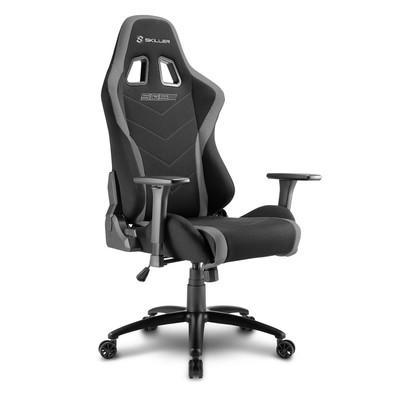 Cadeira Gamer Sharkoon Shark Skiller SGS2 Black Gray