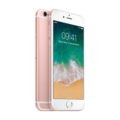 iPhone 6S Ouro Rosa, 32GB