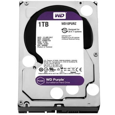 Hd Interno 1tb Western Digital Wd10purz
