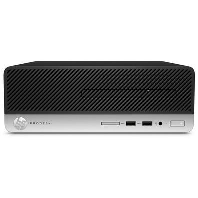 Computador HP Intel Core i3-7100, 4GB, HD 500GB, Windows 10 Pro, DVD-RW - 2DW14LAAC4
