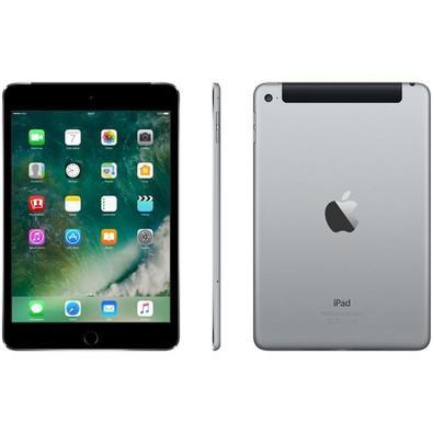 iPad Mini 4 128GB, Tela 7.9´, Wi-Fi + Celular, Cinza Espacial - MK762BZ/A