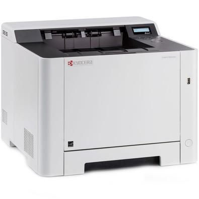 Impressora Convencional Kyocera P5021cdn Laser Colorida Usb e Ethernet 110v