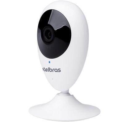 Câmera de Segurança Intelbras Wi-Fi HD iC3 Branca - 4565243/4565249