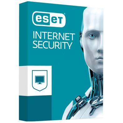 ESET Antivirus Internet Security 3 PCs, 1 Ano - Digital para Download
