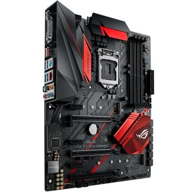 Placa-Mãe Asus ROG Strix Z370-H Gaming, Intel LGA 1151, ATX, DDR4
