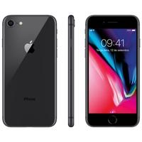 iPhone 8 Cinza Espacial, 64GB - MQ6G2