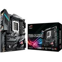 Placa-Mãe Asus ROG Strix X399-E Gaming, AMD TR4, eATX, DDR4