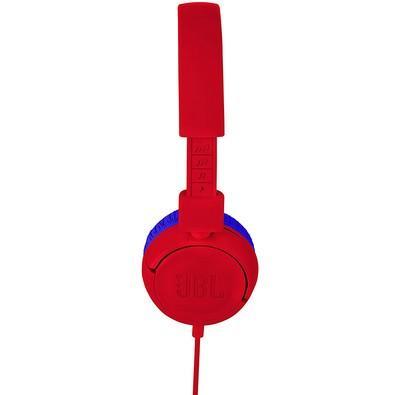 Headphone JBL Kids JR300 Vermelho