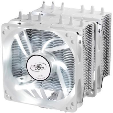 Cooler para Processador Deepcool NEPTWIN WHITE AMD/INTEL DP-MCH6-NT-WH