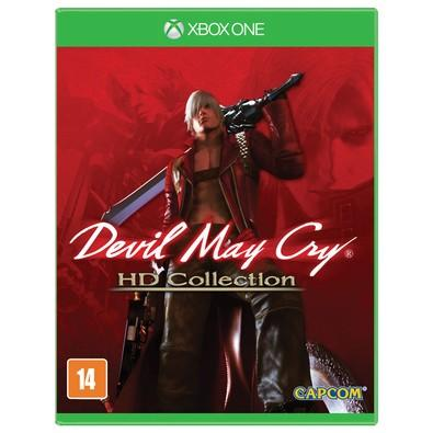 Game Devil May Cry HD Collection Xbox One