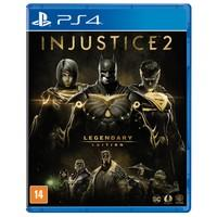 Game Injustice 2 Legendary Edition PS4