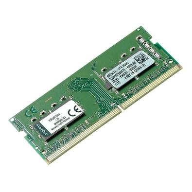 Memória Kingston 4GB, 2400MHz, DDR4, Notebook, CL17 - KVR24S17S6/4