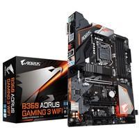 Placa-mãe Gigabyte B360 Aorus Gaming 3 Wi-Fi, Intel LGA 1151, ATX, DDR4