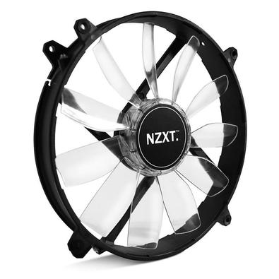 Cooler FAN NZXT FZ-200 Verde 200mm RF-FZ20S-G1