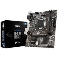 Placa-Mãe MSI H310M Pro-VDH, Intel LGA 1151, mATX, DDR4