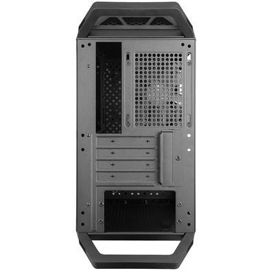 Gabinete Cooler Master MasterBox Q300P, Mini Tower, RGB, com FAN, Lateral de Acrílico - MCB-Q300P-KANN-S02