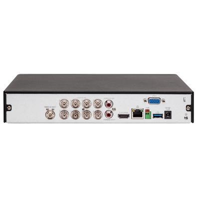 Gravador DVR Intelbras Stand Alone 08 Canais Multi-HD s/ HD MHDX 5108 - 4580319