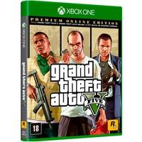 Game GTA V Premium Online Edition Xbox One