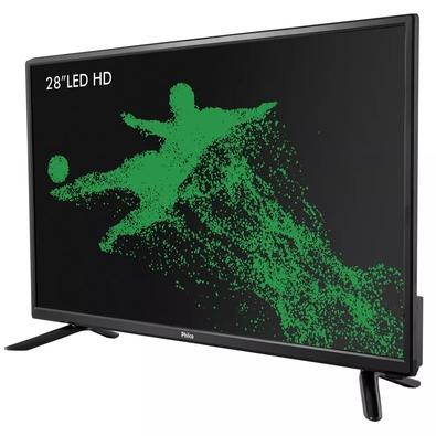 TV LED 28´ Philco, Conversor Digital, HDMI, USB - PH28N91D