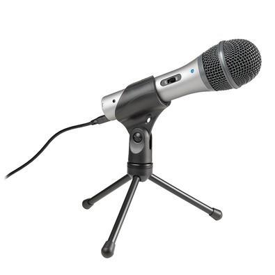 Microfone Audio-Technica USB  - ATR2100