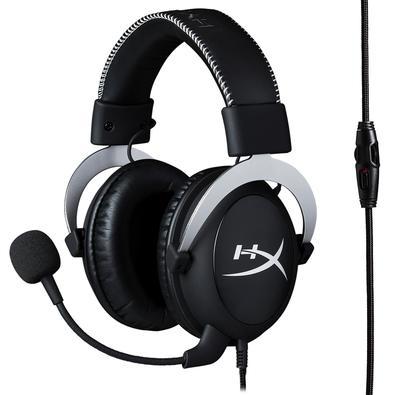 Headset Gamer HyperX CloudX Xbox One - HX-HS5CX-SR