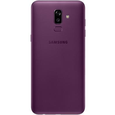 Smartphone Samsung Galaxy J8, 64GB, 16MP, Tela 6´, Violeta - SM-J810M