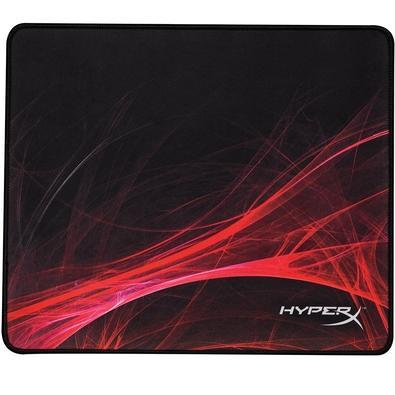 Mousepad Gamer HyperX Fury S Speed, Médio (360x300mm) - HX-MPFS-S-M