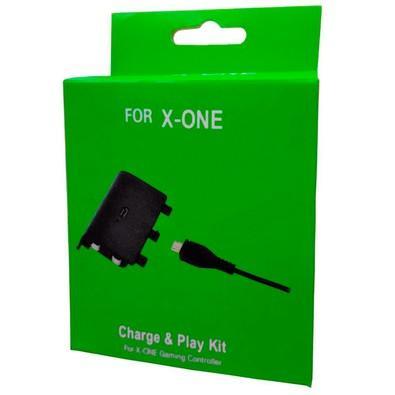 Kit Bateria e Carregador Empire Pro50 7&7 para Xbox One 8800mAh 4771