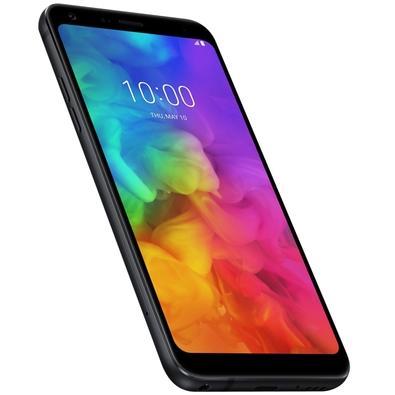 Smartphone LG Q7+ 64GB, 16MP, 4G, Tela 5.5´, Preto - LMQ610BA
