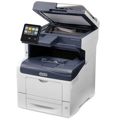 Impressora Xerox Multifuncional, Colorida, A4, USB, Rede, WiFi, 110V - Versalink C405