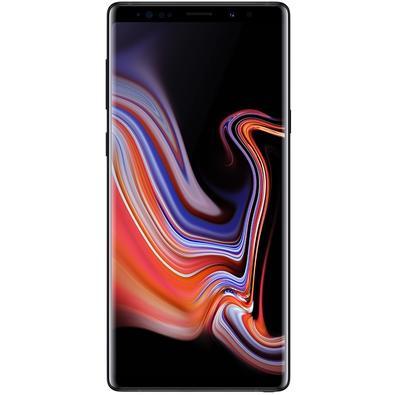 Smartphone Samsung Galaxy Note 9 SM-N9600, Octa-Core, Android 8.1, Tela 6.4´, 128GB, 12+12MP, 4G, Dual Chip Desbloqueado - Preto
