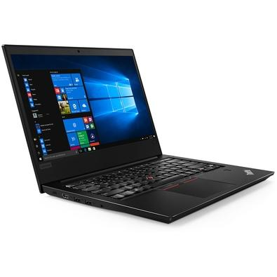 Notebook Lenovo Thinkpad E480 Intel Core i7-8550U, 8GB, HD 1TB, 14´, Windows 10 Pro, Preto - 20KQ000EBR