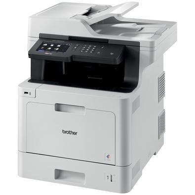 Multifuncional Brother Laser, Colorida, Wi-Fi, 110V - MFCL8610CDW