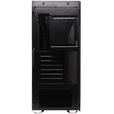 Gabinete Gamer Bluecase BG-017 sem Fonte, USB 3.0, Preto - BG017GCASE