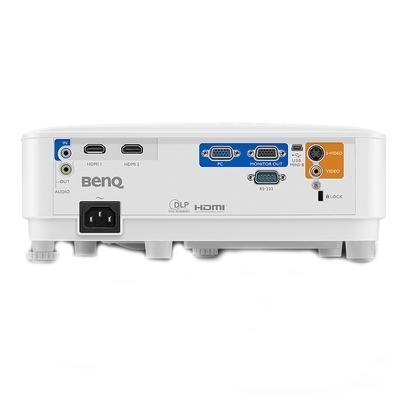 Projetor Benq 3600 Lumens, WXGA, HDMI, Branco - MW550