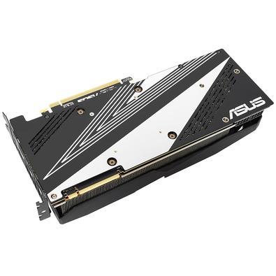 Placa de Vídeo VGA Asus NVIDIA Dual Geforce RTX 2080 Ti OC 11GB, GDDR6, 352 bits, PCI-E 3.0 - DUAL-RTX2080TI-O11G