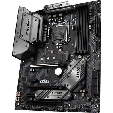 Placa-Mãe MSI MAG Z390 Tomahawk, Intel LGA 1151, ATX, DDR4