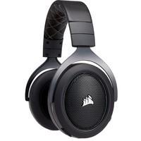 Headset Gamer Corsair HS70 Wireless 7.1 Carbon, Preto - CA-9011179-NA
