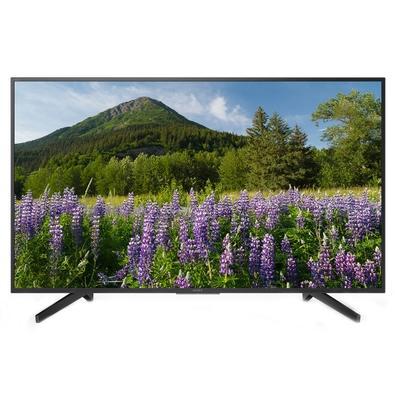 Smart TV LED 55´ UHD 4K Sony, 3 HDMI, 3 USB, Wi-Fi, HDR - KD-55X705F