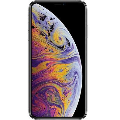 iPhone XS Max Prata, 64GB - MT512
