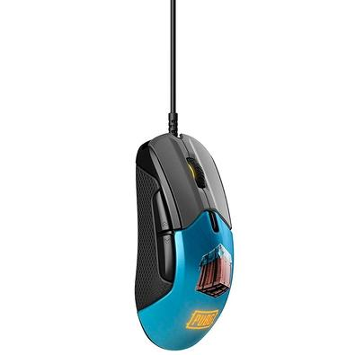 Mouse Gamer Steelseries Rival 310 PUBG, RGB, 6 Botões, 12000DPI - 62435