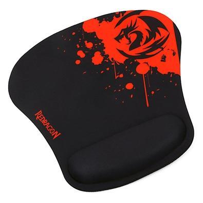 Mousepad Gamer Redragon Libra, Speed, Pequeno (250x250mm), com Apoio de Pulso - P020