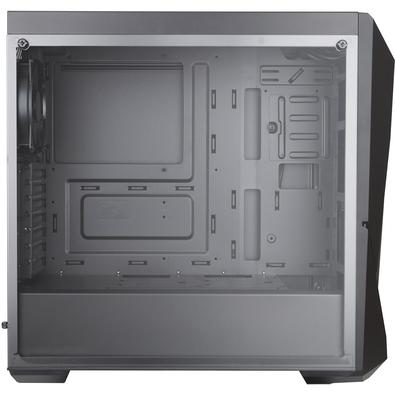 Gabinete Gamer Cooler Master MasterBox K500 sem Fonte, Mid Tower, USB 3.0, 3 Fans, Preto - MCB-K500D-KGNN-S00