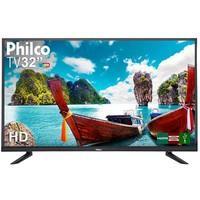 TV LED 32´ Philco, Conversor Digital, 2 HDMI, 2 USB - PTV32B51D